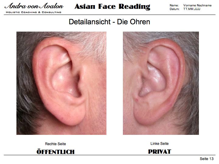 Asian Face Reading 67