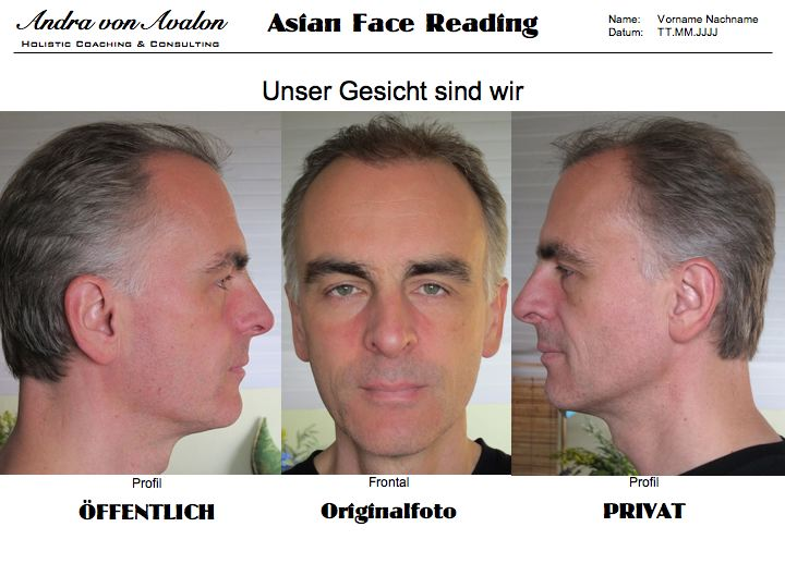 Asian Face Reading 108