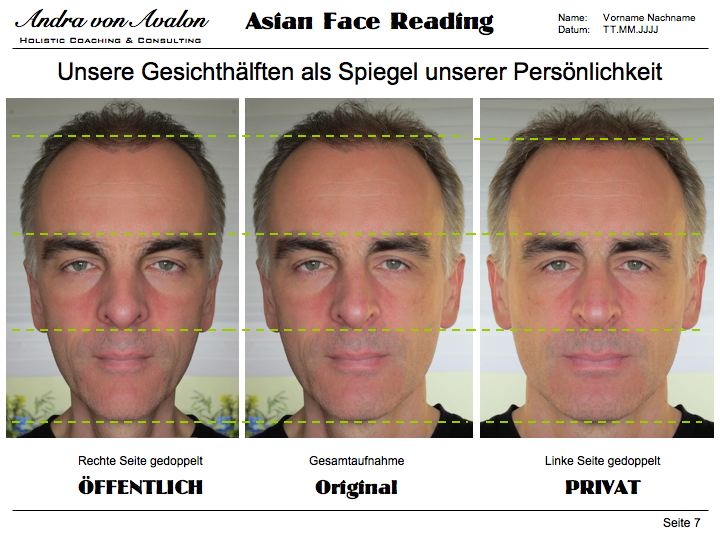 Asian Face Reading 86