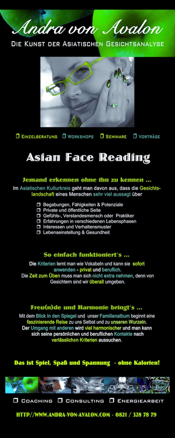 Asian Face Reading - Was ist das?