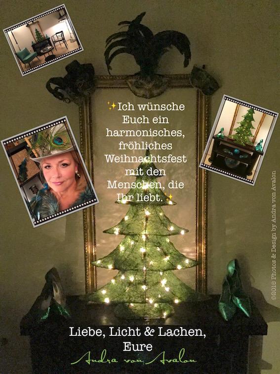 Frohes Weihnachtsfest & Wilkommen zu Andra's Phönix-Nächten