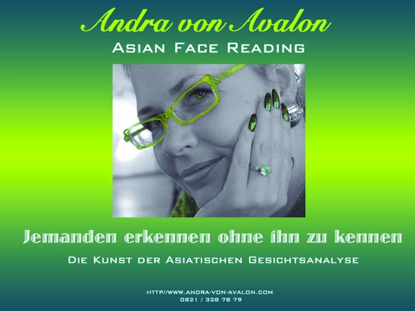 Banner - Andra von Avalon - Asian Face Reading - Halle5/J4