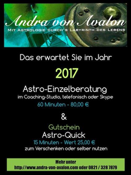 Preisliste - Astrologie